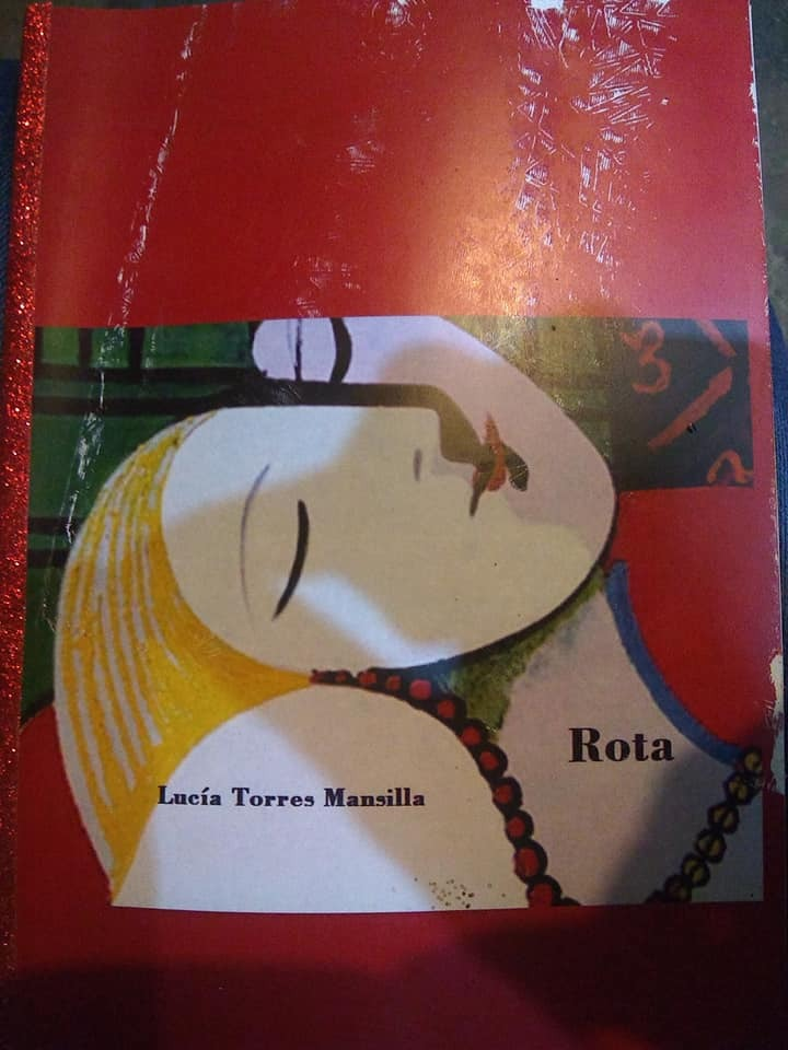 The cover of Rota, by Lucia La Loba